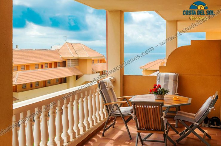 Apartment for rent on the beach Fuengirola