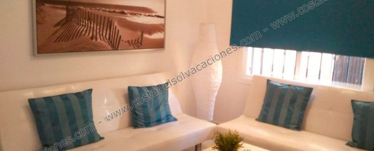 Rental modern apartment in Torrox Costa