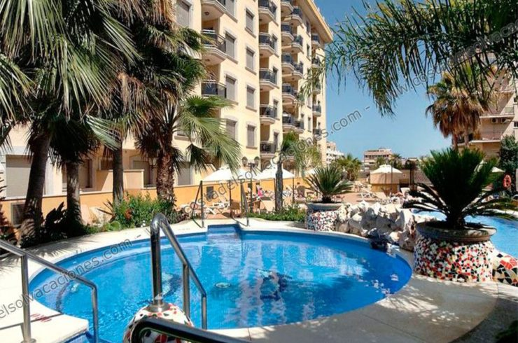 Holidays apartment in Fuengirola with jacuzzi