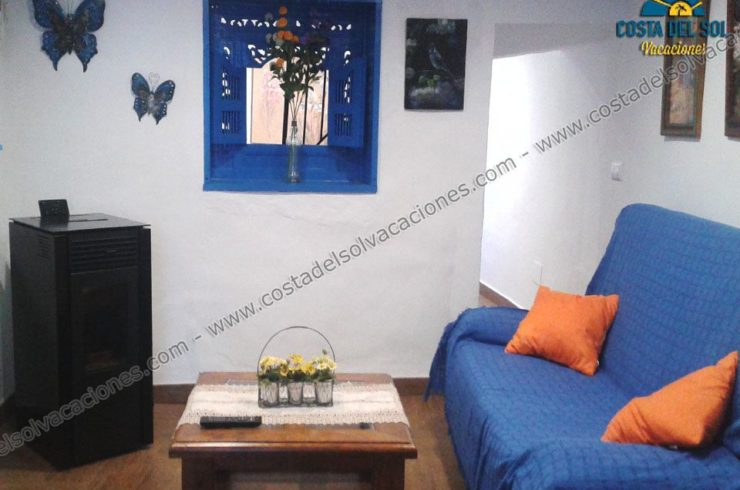 Holiday Apartment in Frigiliana town