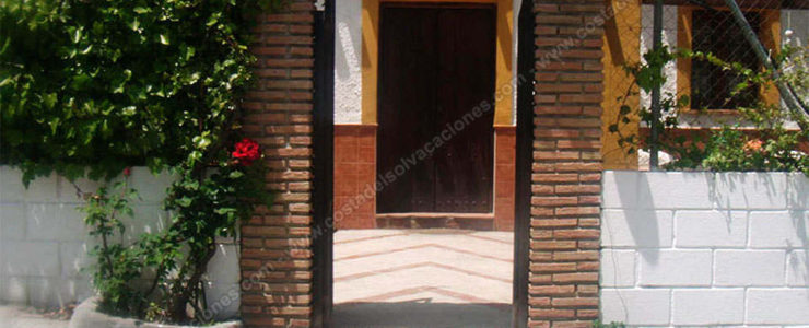 Cottage in Almáchar with wifi and private pool