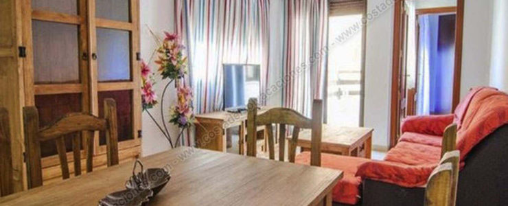 Apartment for rent with swimming pool in the beaches of Torrox