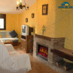 Rural apartment with fireplace in Atajate Serrania de Ronda