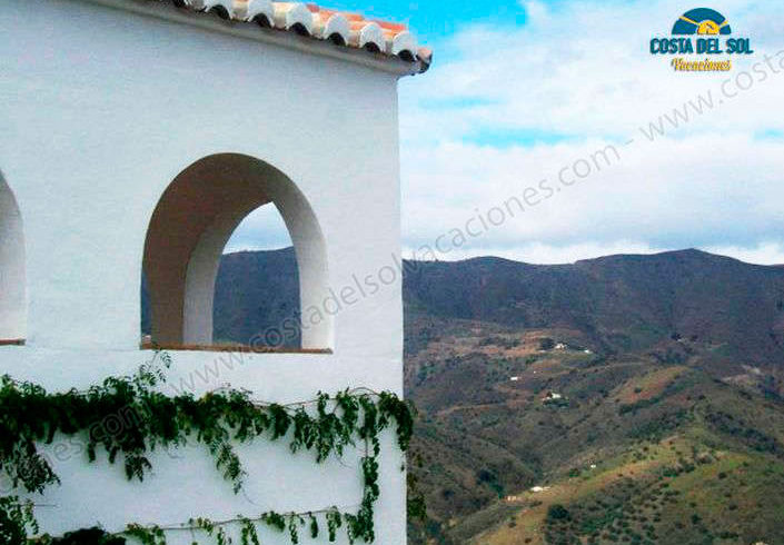 Cottage for 18 people in Almachar, Axarquía of Málaga