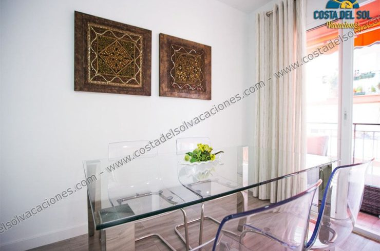 Apartment in La Cala del Moral 2 minutes from the beach