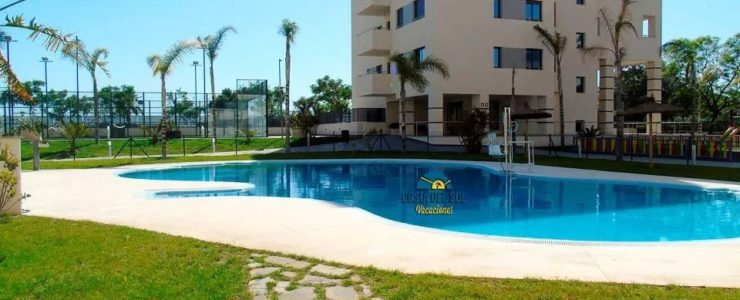 Holiday Apartment with sea views in Torre del Mar