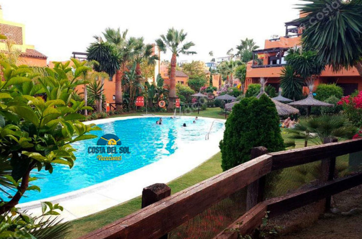 Holiday apartment in Estepona, Costa del sol