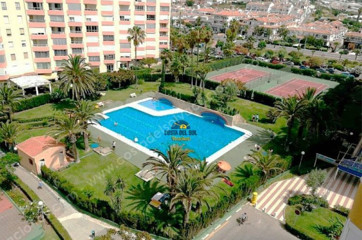 Studio 20 meters from the beach With sea Views