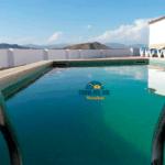Country house for 16 people with swimming pool in Costa del Sol