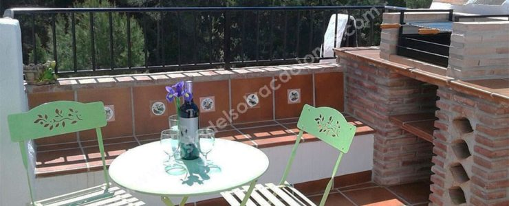Holiday rental villa with private pool
