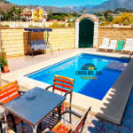 Holiday cottage with pool 5 minutes from Nerja